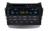"Hyundai Santa Fe (Android 8.1) 9,0"", Incar XTA-2409"