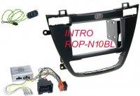 Opel Insignia 08+ 2Din black(крепеж), Intro ROP-N10BL