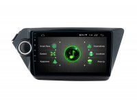 "Kia Rio 2012-16 9"" (Android 9) DSP, Incar DTA-1801"