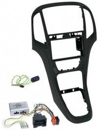 Opel Astra 09+ 2Din black(крепеж), Intro ROP-N11BL