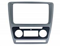 Skoda Octavia 04+ для Intro CHR-8676 Silver (Clima), Incar RSC-8676 A-SL