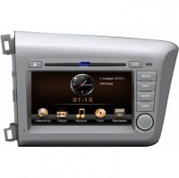 Honda Civic 2012+, Intro CHR-3612CV