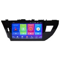 Toyota Corolla 2013-2016 (Android 8.1) 9""