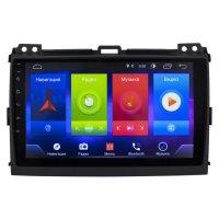 """Toyota Prado 120 2002-2010 (Android 8.1) 9"""""""