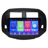 "Toyota RAV4 2006-12 Android 8.1 9"""