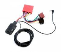 Адаптер кнопок руля+усилителя Bose для Mazda 3, 6, СХ7 запрограммированный, + ISO, RCA-MZ