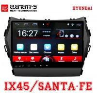 Hyundai Santa Fe, ix-45 WiFi 2012+