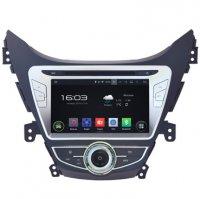 Hyundai Elantra 2013-15, Incar AHR-2464 Android 5.1
