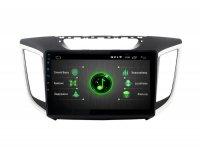 "Hyundai Creta 16+ 10"" (Android 9) DSP, Incar DTA-2410"