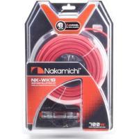 Nakamichi NK-WK18, кабельный набор 8Ga (2 канала)