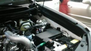 Toyota Land Cruiser PRADO 150 Шумо-вибро изоляция
