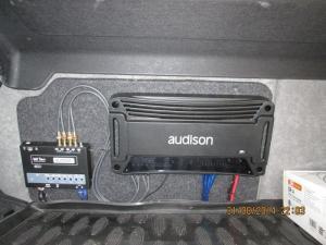 Mitsubishi ASX уст.Процессора Audison Bit Ten