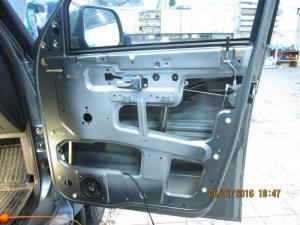 Шумо-вибро изоляция УАЗ Патриот